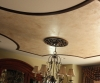 Champagne, Pearl shimmery metallic plaster