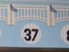 Yankee theme border
