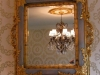 Mirror trim, gold leaf