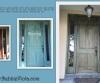 Front Door - Patina