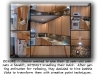 Maple cabinets builder standard
