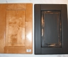 Before & After Cabinet Door Sample