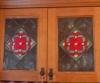 cabinetsstainedglassfinished