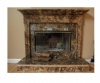 Fantasy Marble Fireplace