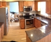 AFTER -- Kitchen cabinets