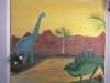 closet-dino-mural