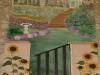 garden-gate-door-mural