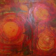 NYIT-Exhibit-orange-circles-600x600