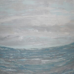 Rough Sea # 54, ROUGH SEA, 30 x 40 , created 8/4/14