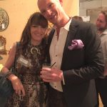 Debbie Viola and Jonathan Legate at Design on a Dime NY 2016