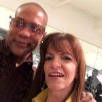 Rio Hamilton and Debbie Viola