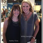 Debbie Viola and Libby Langdon