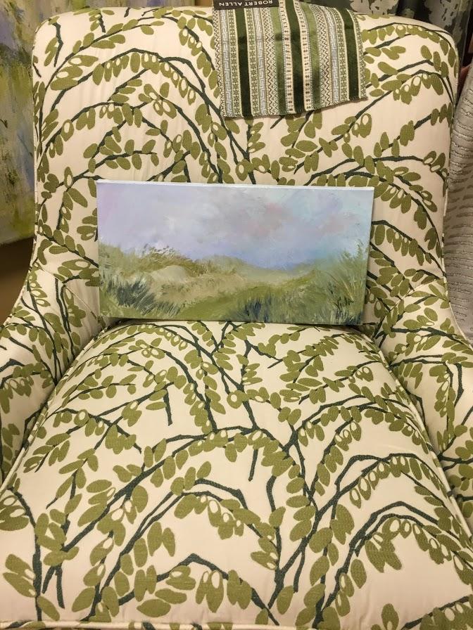 Tabletop Landscape, 8 x 16