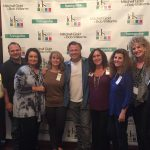 Steve Fanuka, Million Dollar Contractor, with Interior Design Society Board