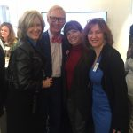 IDS NKBA IFDA holiday party julie schuster gregory allen cramer sabina