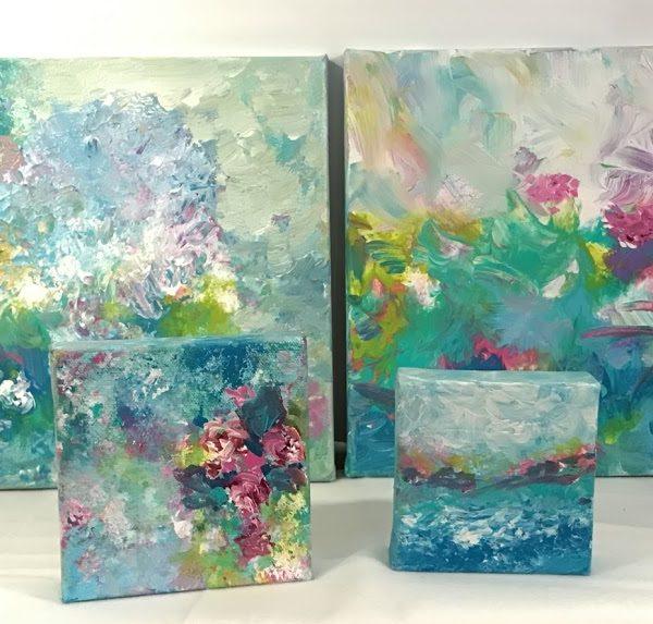 GEM-Turquoise Aqua Collection