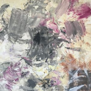 ABSTRACT PAINTING BY DEBBIE VIOLA