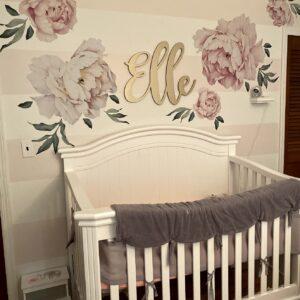 KIDS ROOM - ELISA DISTEFANO BABY NURSERY STRIPES BY DEBBIE VIOLA