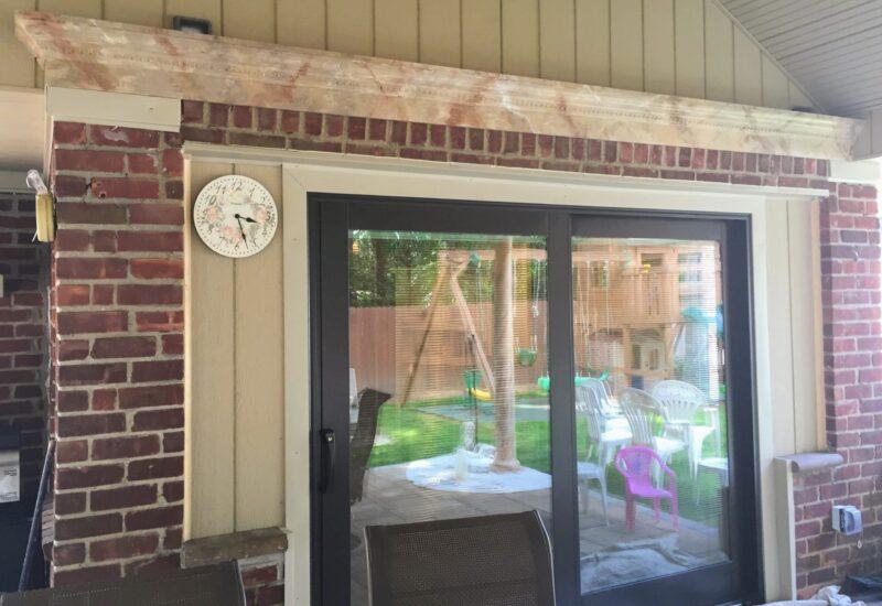 exterior molding