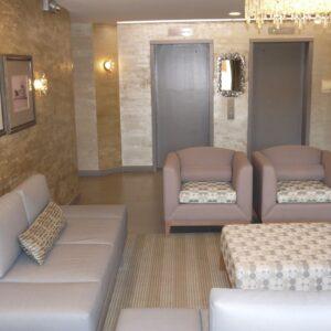 walls - ocean club lobby