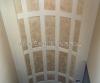 Metallic Coffered Ceiling, Lloyd Neck Harbor