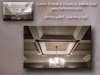 Shimmery plaster ceiling, Nesconset, NY