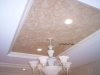 Champagne Lusterstone Tray Ceiling